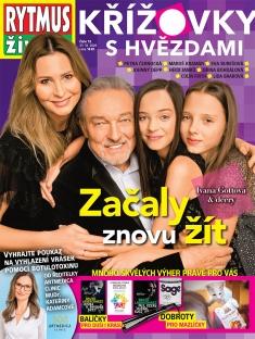 Rytmus života křížovky s hvězdami č. 12 / 2020
