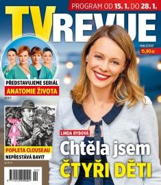 TV Revue č. 2 / 2021