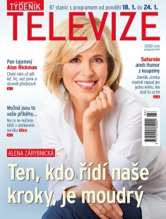 Týdeník Televize č. 3 / 2021