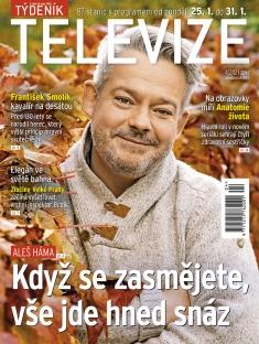 Týdeník Televize č. 4 / 2021