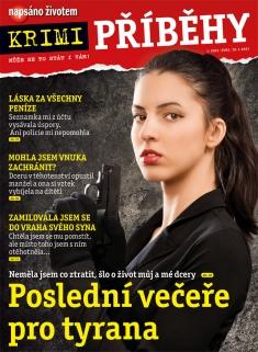 Krimi příběhy č. 1 / 2021