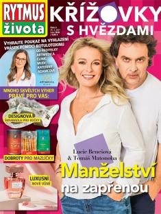 Rytmus života křížovky s hvězdami č. 3 / 2021