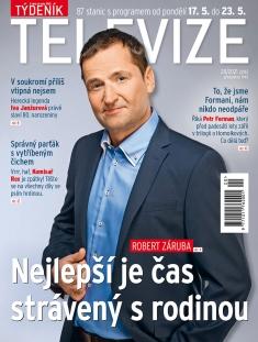 Týdeník Televize č. 20 / 2021