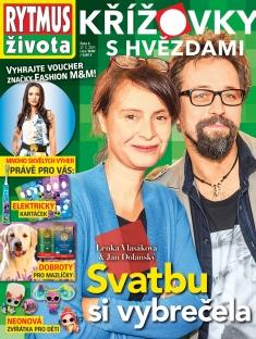 Rytmus života křížovky s hvězdami č. 5 / 2021