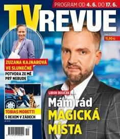 TV Revue č. 12 / 2021