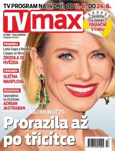 TV Max č. 13 / 2021