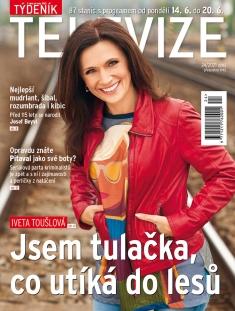 Týdeník Televize č. 24 / 2021