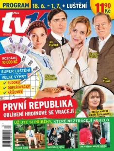TV Plus 14 č. 13 / 2021