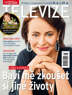 Týdeník Televize č. 25 / 2021