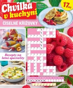 Chvilka v kuchyni Číselné křížovky č. 4 / 2021