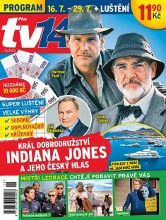 TV Plus 14 č. 15 / 2021