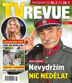 TV Revue č. 15 / 2021