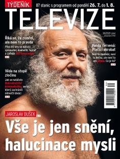Týdeník Televize č. 30 / 2021