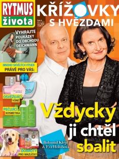 Rytmus života křížovky s hvězdami č. 8 / 2021