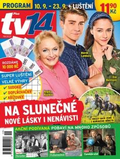 TV Plus 14 č. 19 / 2021