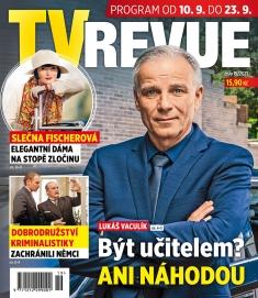 TV Revue č. 19 / 2021