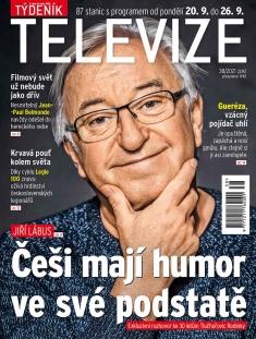 Týdeník Televize č. 38 / 2021