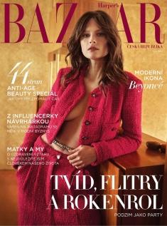 Harper's Bazaar č. 10 / 2021