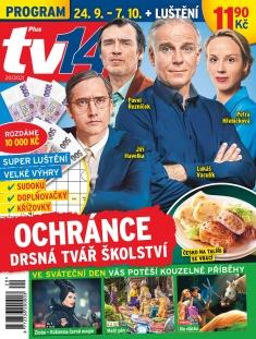 TV Plus 14 č. 20 / 2021