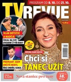 TV Revue č. 21 / 2021