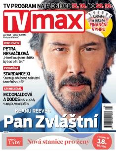 TV Max č. 22 / 2021