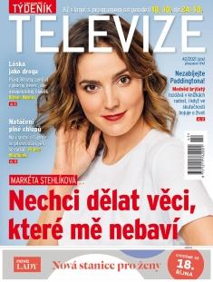 Týdeník Televize č. 42 / 2021