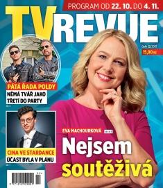 TV Revue č. 22 / 2021