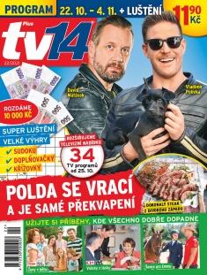 TV Plus 14 č. 22 / 2021
