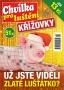 Chvilka pro luštění Křížovky č. 12 / 2020